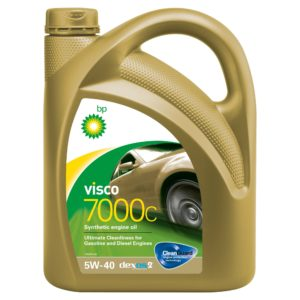 BP VISCO 7000 C 5W40 4L