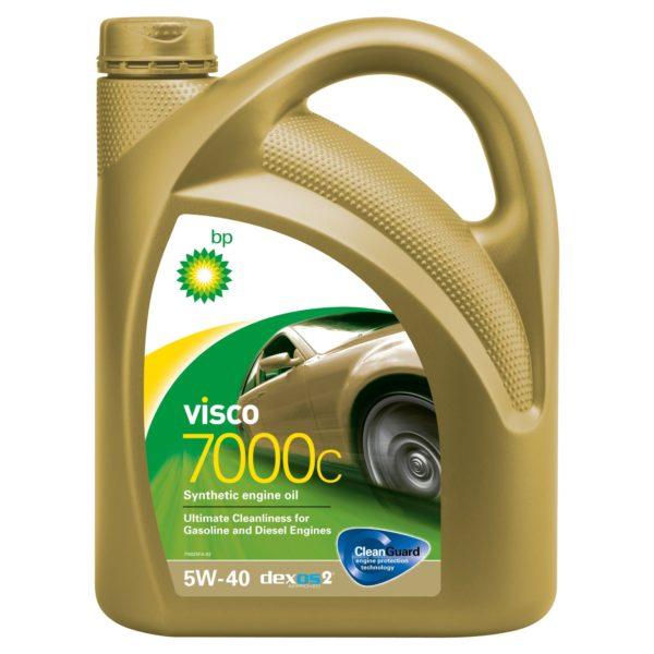 BP VISCO 7000 C 5W40 4L