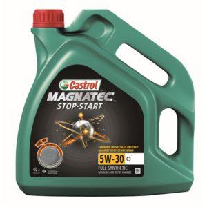 CASTROL MAGNATEC C3 STOP START 5W30  4L
