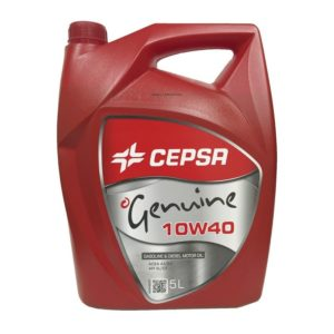 CEPSA GENUINE 10W40 5L