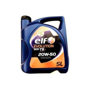 ELF EVOLUTION 500 TS 20W50 5L