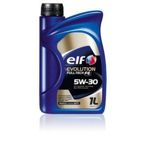 ELF EVOLUTION FULL-TECH FE 5W30 1L