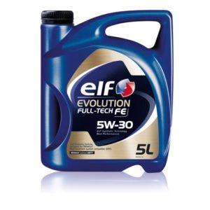 ELF EVOLUTION FULL-TECH FE 5W30 5L