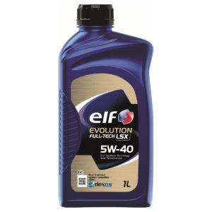 ELF EVOLUTION FULL-TECH LSX 5W40 1L