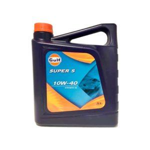 GULF SUPER S 10W40 5L