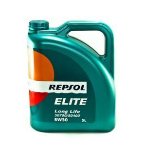 REPSOL ELITE LONG LIFE 507-504 5W30 5L