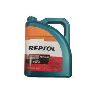 REPSOL PREMIUM TECH 5W30 5L